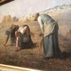 パリ・オルセー美術館でミレーの落穂拾いとゴッホの自画像に出会った