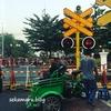 【旅日記5日目】|夜行列車の一等車でジョグジャカルタからジャカルタへ移動してみた!