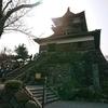 日本最古じゃなかった!!【丸岡城】【桜の名所100選】【霞ヶ城公園】と【一筆啓上】