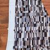ロックミシンで角っこを縫う☆ハンカチーフヘムスカート
