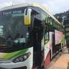長距離バスで行く シンガポールからマラッカ