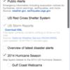 【アメリカ】北東部の大雪嵐が大変やばそうでGoogleのPublic Alartsが秀逸
