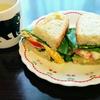 今日のごはん:5月26日のみはるごはんレシピ(鮭専門店の自家製パン、相模屋のおぼろ豆腐)