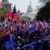 ★トランプ大統領の支持者らが抗議デモ