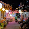 年末年始の韓国旅行 9泊10日 1日目(後半)