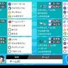 【SWSH】シーズン3 最終8位
