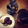 重陽の節句に、栗の赤ワイン煮を作ってみる…