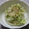 白菜を使った料理何かある?白菜のワサビマヨ和え