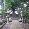 結城元祖結城七郎上野介朝光の墓