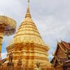 チェンマイを見下ろす金ピカ寺院「ドイステープ寺院」へ【子連れチェンマイ旅行記⑤】