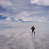 【ボリビア旅行3日目】最高に綺麗なウユニ塩湖が見れました!