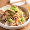 1食で野菜400g美味しく食べられる。筋肉料理人の「麺なしちゃんぽん」をデフォにしたい