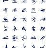 ちょっとヒトコト…フタコト…ミコト ~No.50~ ピクトグラム①-オリンピック-