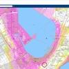 大雨の後に ~各種地図から熱海の災害について見る~