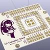 幼女でもできる自作CPUチップ (10) 評価基板の設計・製造