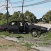 【BeamNG.Drive】 草ヒロ&放置車両個展