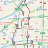 大阪コースをちょっと辿りラン