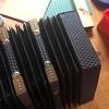 大事な鍵盤に穴がっ!:謎楽器コンサティーナ魔改造計画