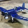 タミヤ F4U-1A コルセア 美しい飛行機