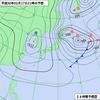 18日6時までに最大で北陸70cm、北海道・東北・関東甲信地方60cmの予想!!暴風雪・高波・大雪に警戒!!