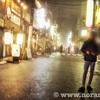 【濃霧】日曜深夜、濃霧の夜(動画有)