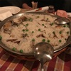 シチリア、シラクーサの大切な友人との晩餐でした。