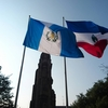 伝統楽器マリンバの音色で英雄テクンウマンに想いを馳せる【グアテマラの2月20日】
