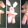 Debbie Bliss:Sleepy Bear in Rabbit Suit