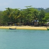 タイのビーチに行きました。。。~パヤム島(ラノーン県)①-野良犬Vivieとの別れに涙😢の女房