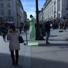 大学の卒業旅行でイギリスのロンドンに1人旅した話【第4話】ロンドン中心部の街歩きの思い出を語ります。(昼バージョン②)