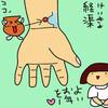 肺経(LU)8 経渠(けいきょ)