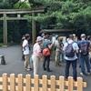 キノコがいっぱい…明治神宮探鳥会!
