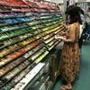 東京の刺繍用品専門店『越前屋』さんへ。海外キット〜日本刺繍まで豊富に揃うお店。