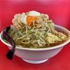 【 ラーメン二郎 茨城守谷店 】輝く澄んだ非乳化スープにドキドキ
