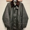 BarbourのBeaufort Waxed Cotton。