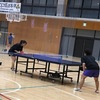 2回戦は国府クラブの同門対決!三重県高校学年別卓球大会