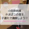 【小田原】鈴廣かまぼこの里を赤ちゃん子ども連れで楽しむ5つの方法