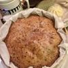 きな粉と胡麻の蒸しパン