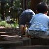 子ども(2歳7ヶ月同士)のケンカを見守っていたら、その先に大きな感動が待っていました