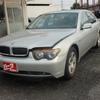 GL36 BMW735i E65 N62B36A 部品取り車入荷!!動画載せます!!パーツのお問い合わせお気軽にどうぞ!GL36