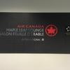 カナダ バンクーバー国際空港  エアカナダ メイプルリーフラウンジレポート