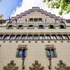 チョコレートの王様の華麗な邸宅カサ・アマトリェール Casa Amatller