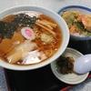 上山市 八千代食堂 ラーメン&天丼セットをご紹介!🍜