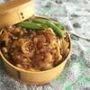 タモリさん風豚の生姜焼き弁当