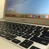 MacBook Airを買って1週間ぐらい経っての感想