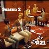 【Sims4】#21 似た者兄弟【Season 2】