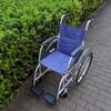 ダスキンで車椅子を借りた