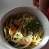 【レシピ】20分で野菜モリモリ美味しい上海風焼きそばの作り方。