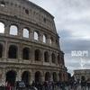 ローマといえばコロッセオ。(3日目-その1;2017/1/15(SUN))