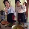 【カンボジア女子一人旅】カンボジア伝統料理を作ってみよう ♬